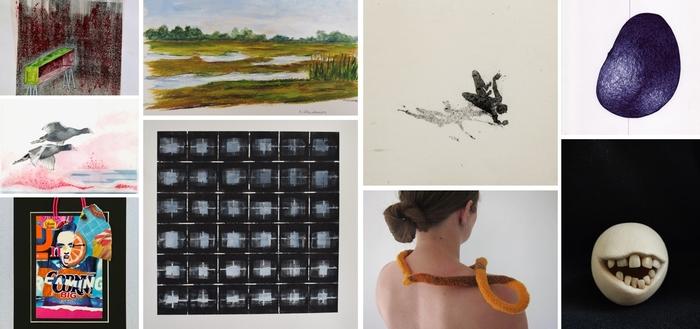Kunstbezorgd 2 collage